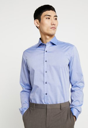 SLIM FIT - Camicia elegante - mid blue