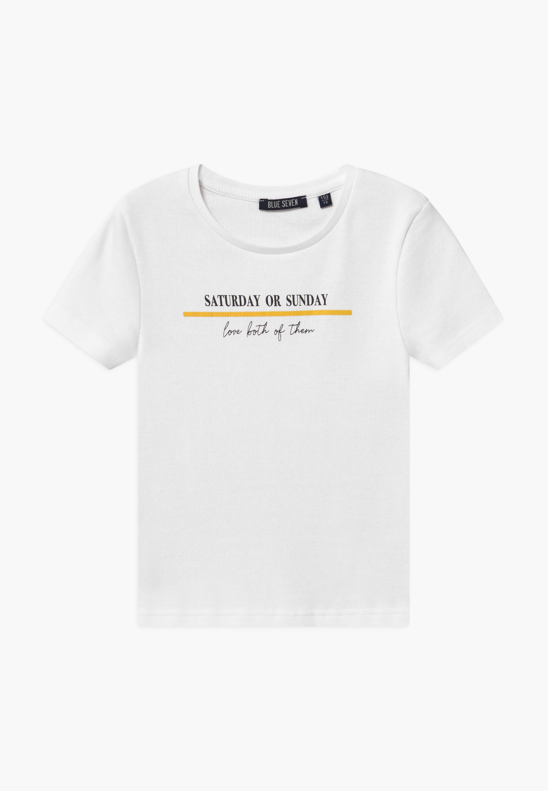 Kids TEEN GIRL WEEKEND - Print T-shirt - weiss
