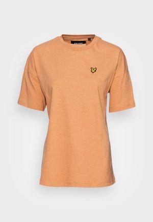 Basic T-shirt - tan
