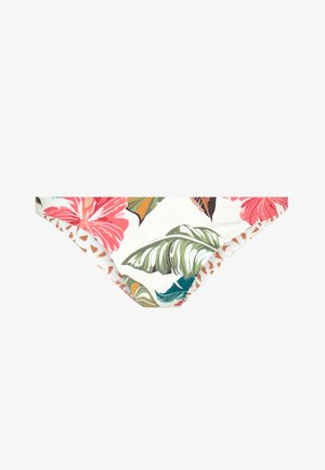 TROPIC COAST SKIMPY - Bikini bottoms - hot coral
