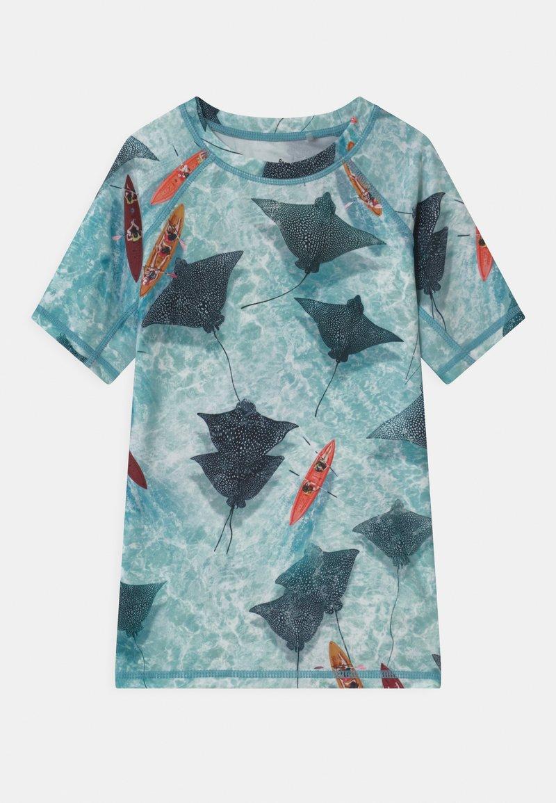 Molo - NEPTUNE - Rash vest - light blue