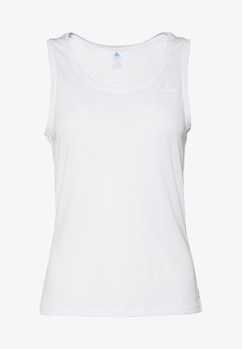 CREW NECK SINGLET ACTIVE F-DRY - Undershirt - white