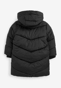 Next - Winter coat - black - 5
