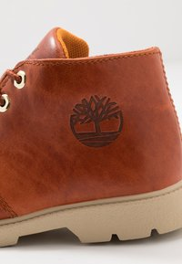 Timberland - CHUKKA WP - Lace-up ankle boots - rust - 2