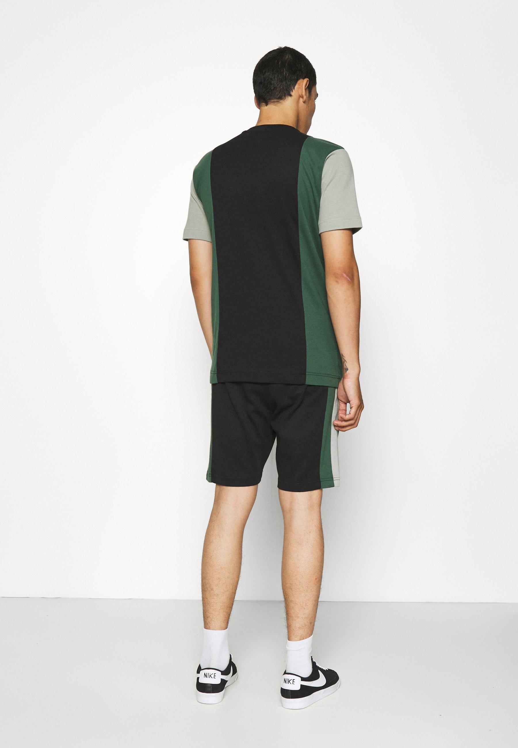 Homme VERTICAL BLOCK UNISEX - T-shirt imprimé