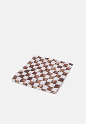 Haaraccessoire - white/brown