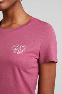 Vero Moda - VMCOMO FRANCIS - Print T-shirt - hawthorn rose - 5