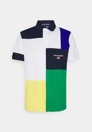 Polo shirt - white/multi