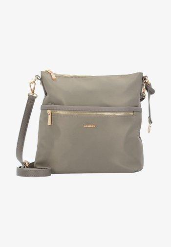 ALENA - Across body bag - taupe