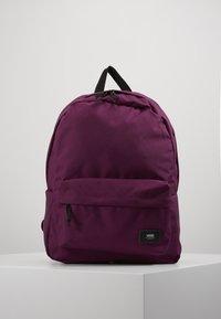 Vans - UA OLD SKOOL PLUS II BACKPACK - Rucksack - dark purple - 0