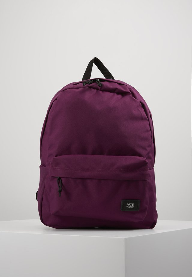 OLD SKOOL PLUS II BACKPACK - Batoh - dark purple