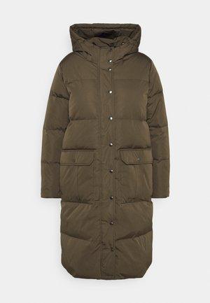 SLFNEW NIKKA COAT - Down coat - tarmac