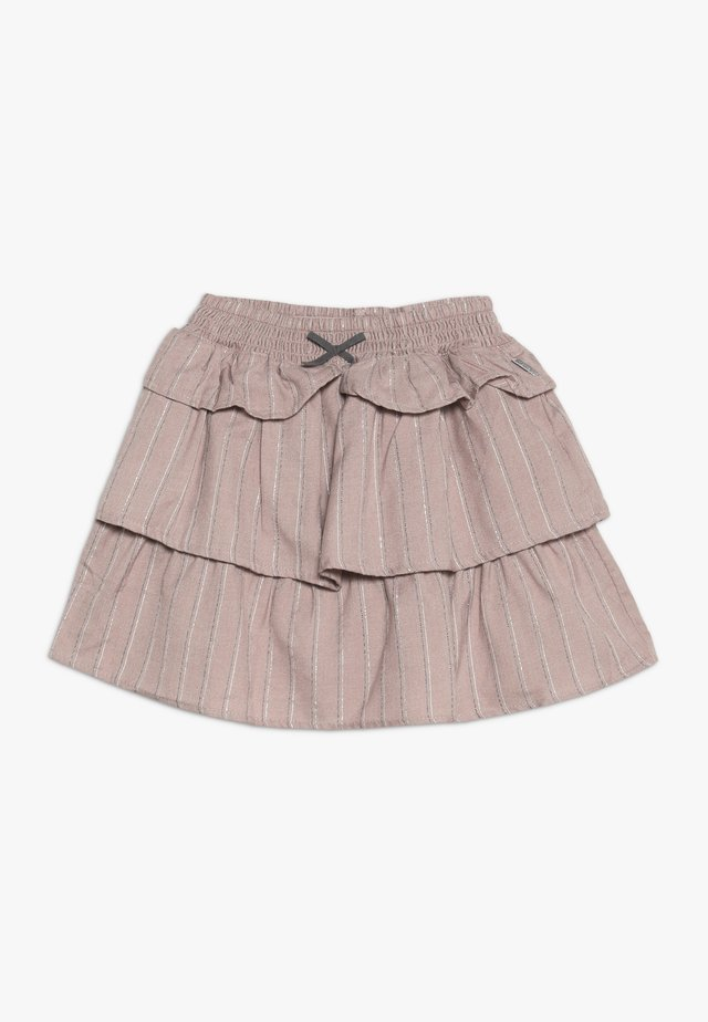 NENNA SKIRT - A-line skirt - shade rose
