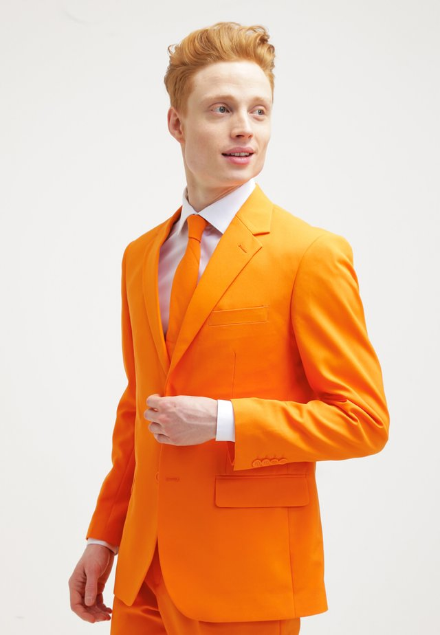 The Orange - Jakkesæt - orange