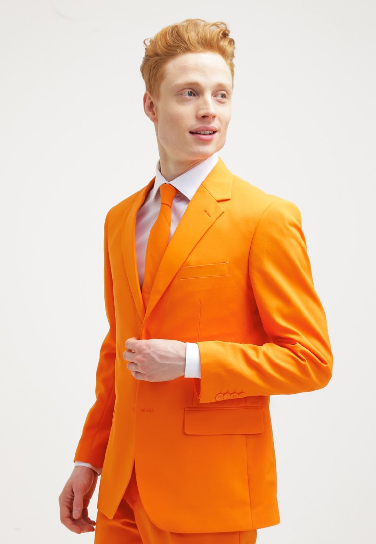 OppoSuits - The Orange - Garnitur - orange