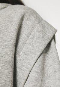 Cream - MISKA DRESS - Day dress - grey melange - 4