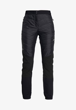 WOMAN PANT - Trousers - nero