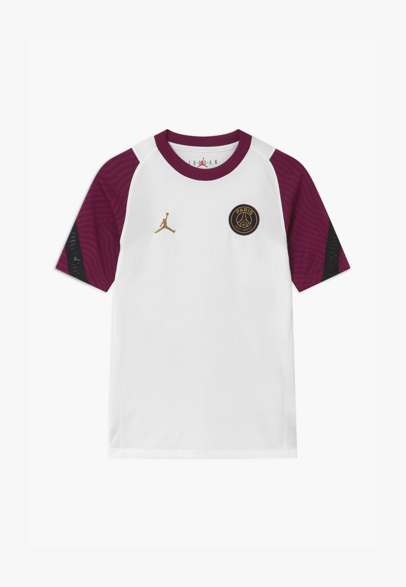 Nike Performance - PARIS ST GERMAIN UNISEX - Klubové oblečení - white/bordeaux/black/truly gold