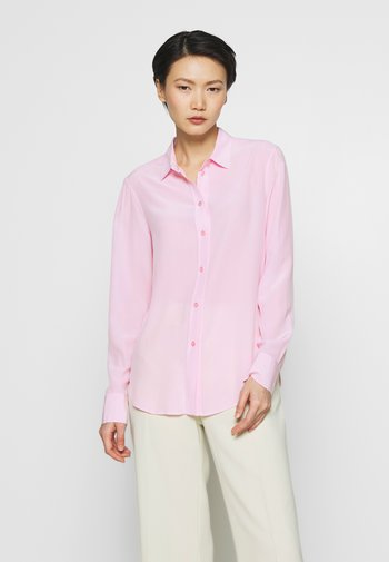 CLASSIC - Button-down blouse - lilac snow