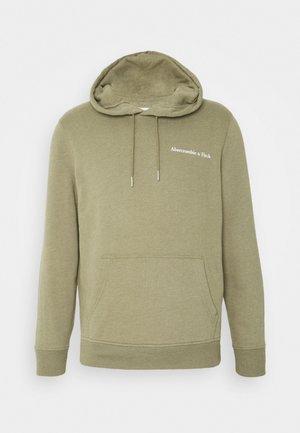 PHOTOREAL LOGO CHASE - Sweatshirt - green