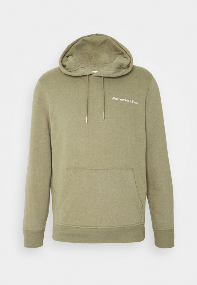 PHOTOREAL LOGO CHASE - Sweater - green