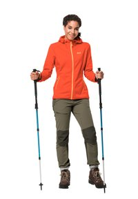 Jack Wolfskin - HYDRO - Soft shell jacket - wild brier - 0
