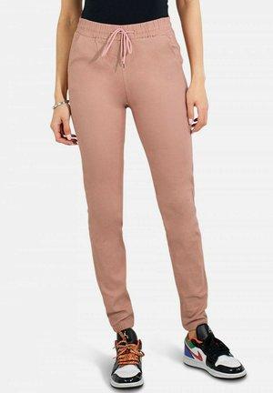 Pantalon classique - rose