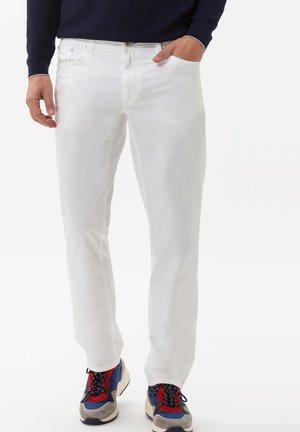 STYLE COOPER FANCY - Pantalon classique - white