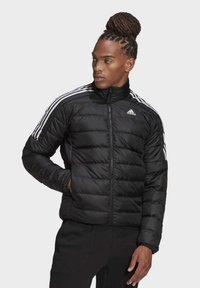 adidas Performance - ESSENTIALS PRIMEGREEN OUTDOOR DOWN - Kurtka puchowa - black - 1