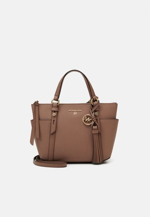 NOMADMD TOTE - Shopping Bag - dark fawn