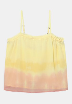 BOAT CHASE SWING TUBE - Top - yellow/pink