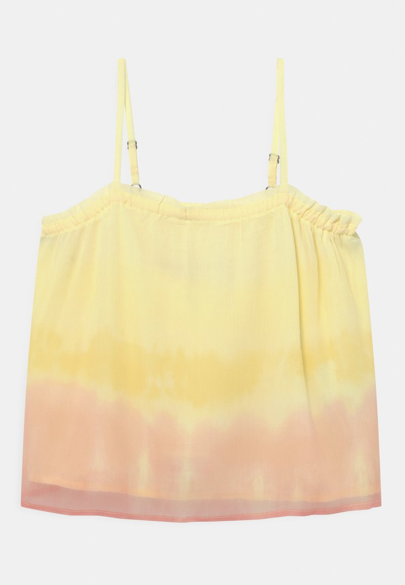 Abercrombie & Fitch - BOAT CHASE SWING TUBE - Top - yellow/pink