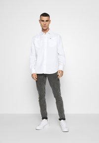 G-Star - ARC 3D SLIM SHIRT L\S - Overhemd - white - 1