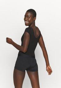 Bloch - BETRI - trikot na gymnastiku - black - 2