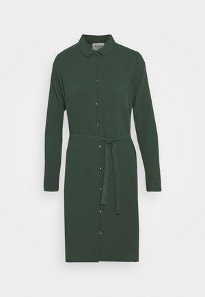 PECK DRESS - Shirt dress - sycamore green