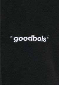 GOODBOIS - OFFICIAL FULLZIP JACKET - Fleecová bunda - black - 2