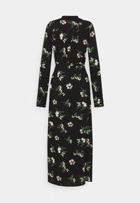 Vero Moda Tall - VMSIMPLY EASY LONG SHIRT DRESS - Maxi dress - black - 1