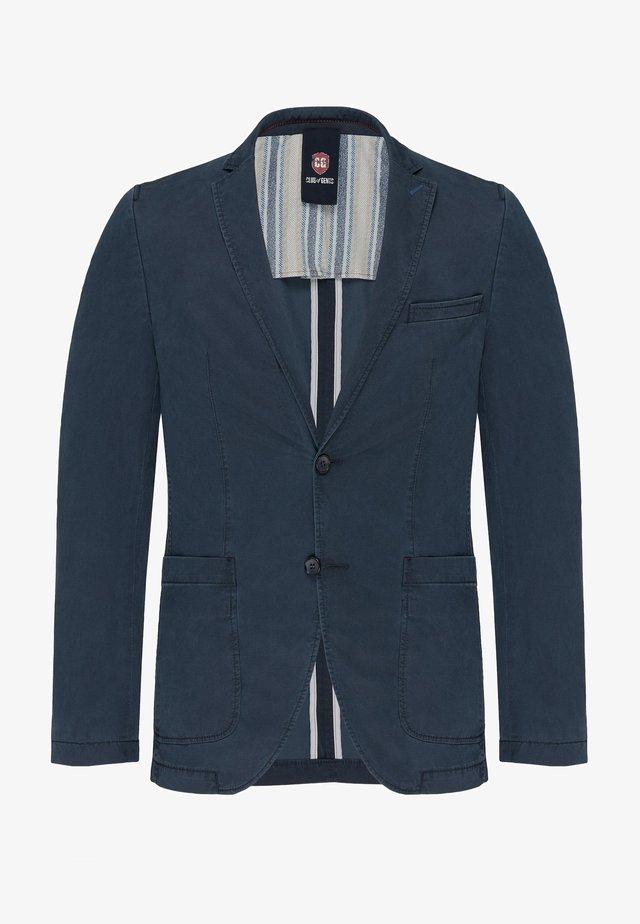 SAKKO - Blazer jacket - blue