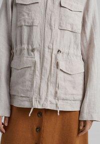 Esprit - Summer jacket - light beige - 6