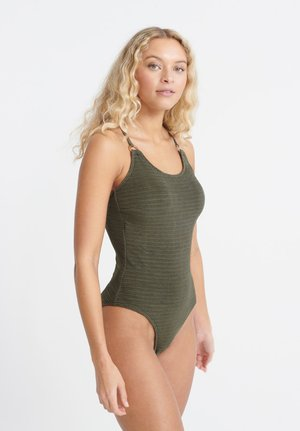 ALCHEMY CIRCLE - Swimsuit - capulet olive