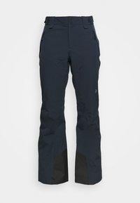 Peak Performance - ANIMA PANTS - Snow pants - blue shadow - 3