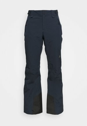 ANIMA PANTS - Snow pants - blue shadow