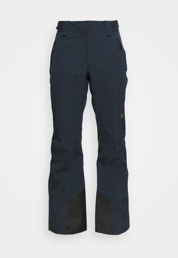ANIMA PANTS - Zimní kalhoty - blue shadow