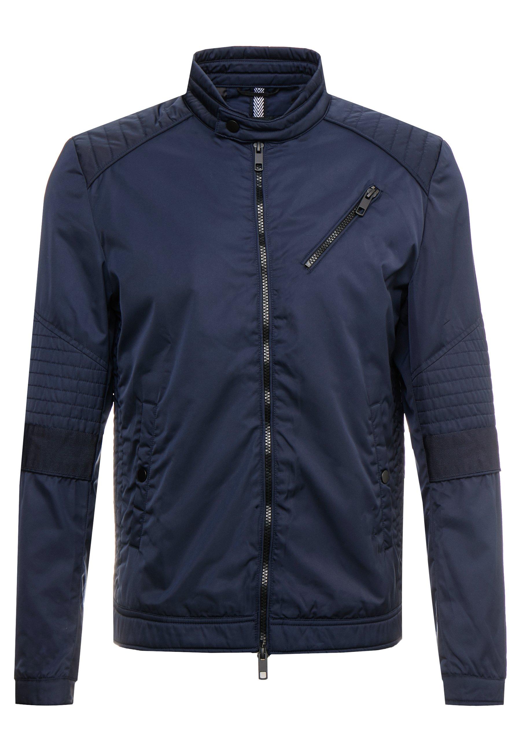 Men BIKER COAT - Summer jacket