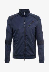 Antony Morato - BIKER COAT - Summer jacket - ink blue - 4