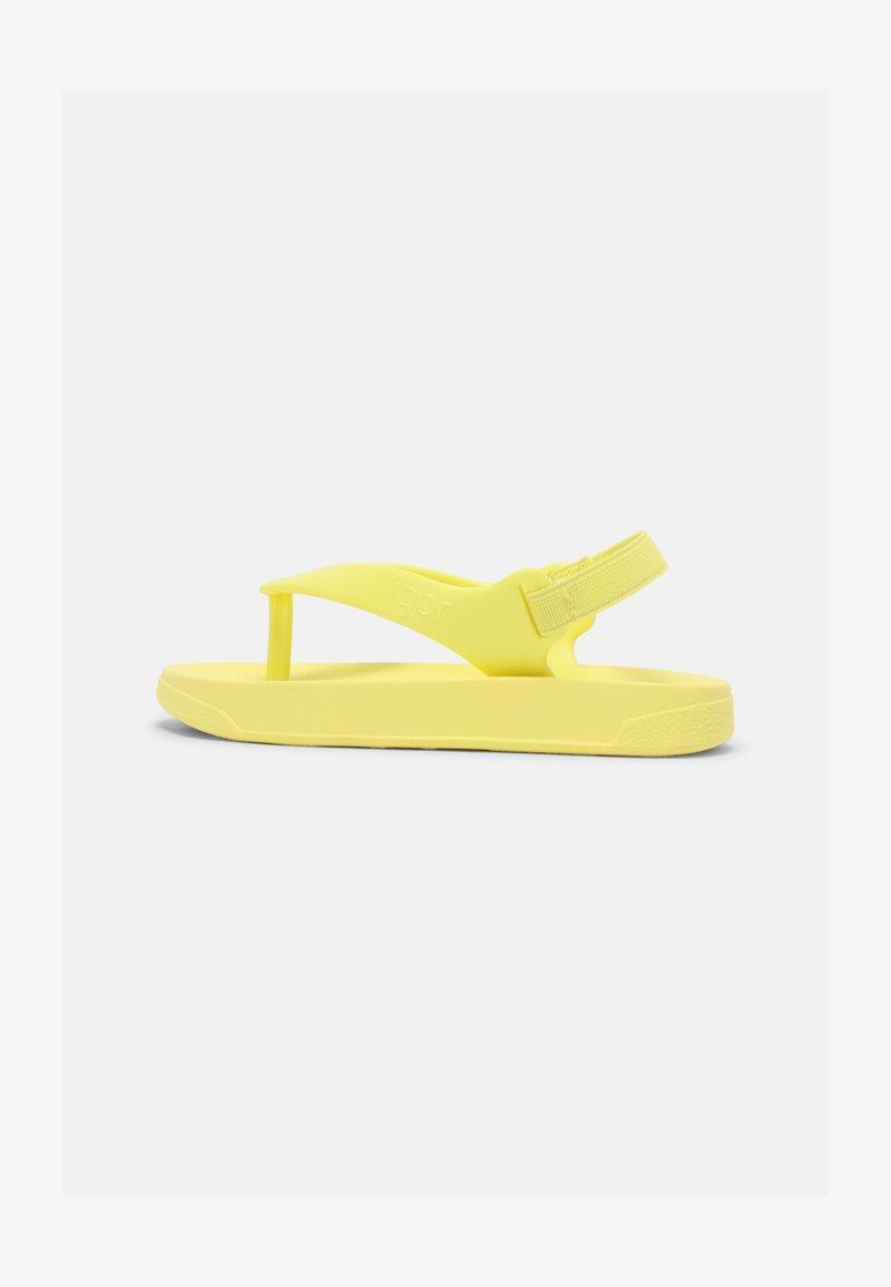 IGOR - UNISEX - Japonki kąpielowe - amarillo