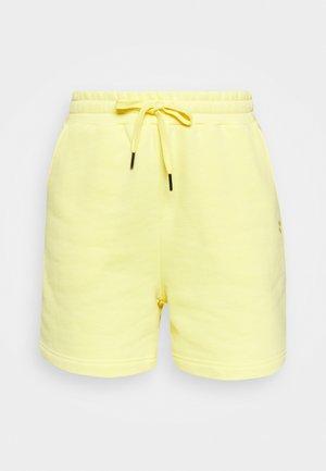 ESSENTIALS SHORT - Sports shorts - riviera yellow