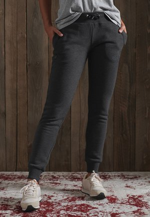 Tracksuit bottoms - nordic charcoal marl