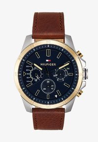 Tommy Hilfiger - DECKER CASUAL - Chronograph watch - blau - 1