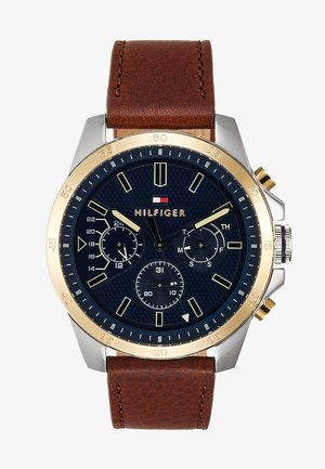 DECKER CASUAL - Chronograph watch - blau